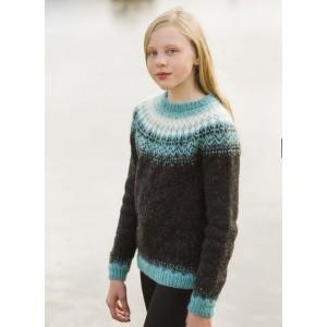 SAEROS 8 ans gris turquoise