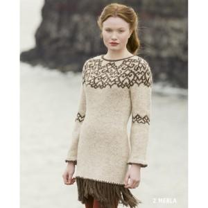 MERLA Einband Silk&Wool  L