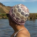 Bonnet motif scandinave