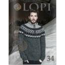 LOPI BOOK 34 anglais