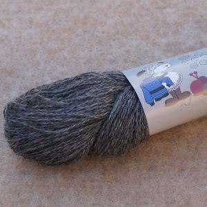Gotlandsk Pelsuld 960 Gris