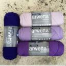 Hermit violet