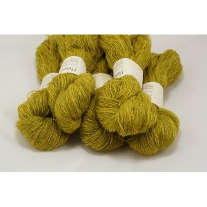 Hespa 71-11-5 lupin feuilles sur mouton gris