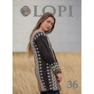 LOPI BOOK 36 anglais