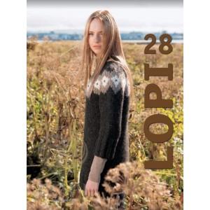 LOPI BOOK 28 anglais