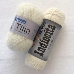 Tiliana blanc cassé
