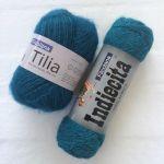 Tiliana bleu canard