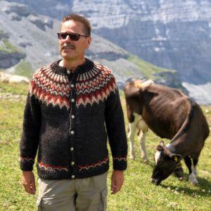 HAUST mouton noir XL, XXL