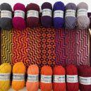 Housse de coussin Havana Multicolore