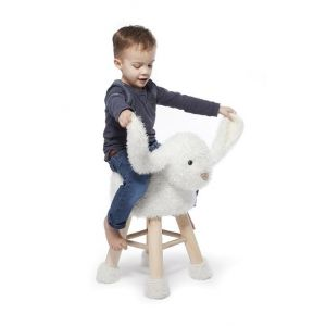 Tabouret Lapin