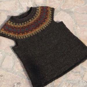 Explications Lopi Vest couleurs