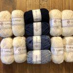 KALDAGIL Blanc et bleu T4