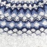 Draumur gris bleu L