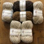 Draumur ivoire & marron XL, 2XL