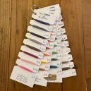 Carte coloris Merci