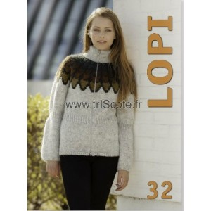 LOPI BOOK 32 anglais