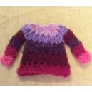 Pull ASKA violet S,M,L,XL,XXL