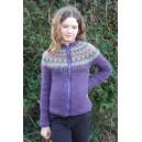 Blouson Hela violet 34,36