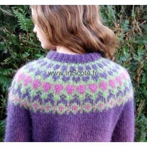 Blouson Hela violet 38,40