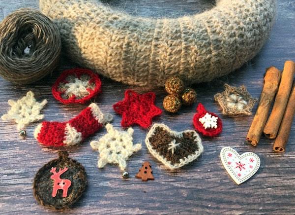 Noël Au Crochet