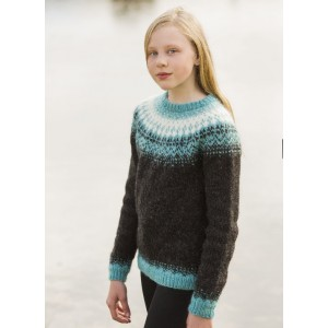 SAEROS 13 ans gris turquoise