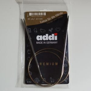 Aig. circulaire 4mm 80cm ADDI Premium