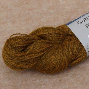 Gotlandsk Pelsuld 293 Moutarde