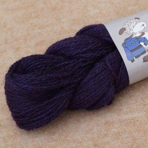 Gotlandsk Pelsuld 184 Violet
