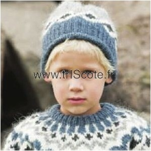 Bonnet KAMBUR gris PHW
