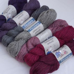 Timian Roses & violets  XS, S, M, L, XL