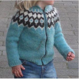 LOKI turquoise 6 ans