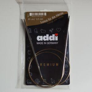 Aig. circulaire 3,75mm 80cm ADDI Premium