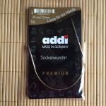 Aig. circulaire 2,5mm 25cm ADDI SOCK WONDER