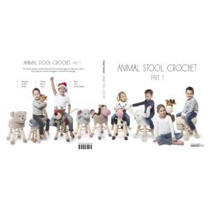 Animal Stool Crochet Tome 1