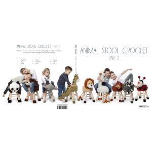 Animal Stool Crochet Tome 2