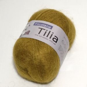 Tilia 136 Moutarde
