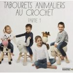 Tabourets Animaux Tome 1