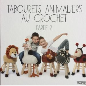 Tabourets Animaux Tome 2