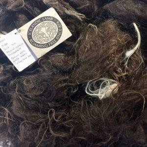 Biða 2012-304 Brown with white socks