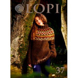 LOPI BOOK 37 anglais