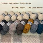 Havana Naturel - One Color Border