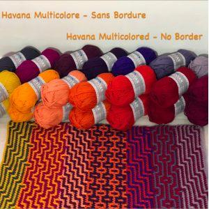 Havana Multicolore NO border