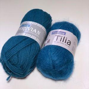 Sunday Sweater Bleu Corail S