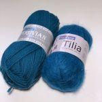 Sunday Sweater Bleu Corail M