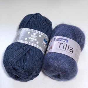 Sunday Sweater Bleu Fisherman XL