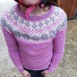 Hekla Litla Rose 4-6 ans