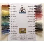 Carte coloris Tilia