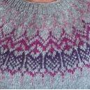 KALDAGIL Gris et rose-violet T1
