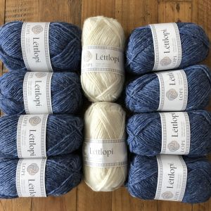 KALDAGIL Fjord blue T1